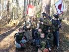 Dětská paintballová skupina v Pardubicích