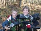 Nejmladší klučičí Pardubický paintballový tým